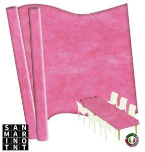 Rotolo-Rosa-Shocking in tessutno non tessuto