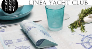 Tovagliato monouso yacht club