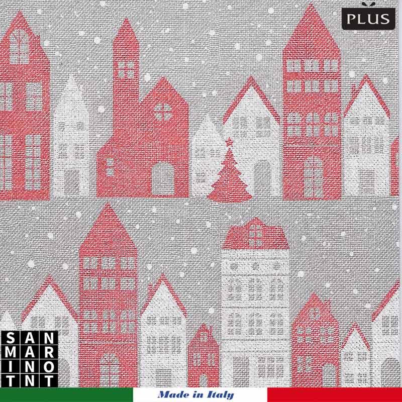 20/tovaglioli Albero Rosso Carta Monouso 40/x 40/cm