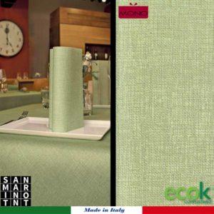 Tovagliato monouso per ristoranti Fabric verde  Tovagliolo-monouso-40×40-fabric-verde Tovagliolo monouso 40x40 fabric verde 300x300