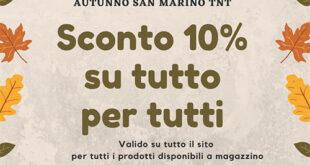 sconti autunno san marino tnt sconti d'autunno Sconti d'Autunno San Marino TNT autunno san marino tnt 310x165